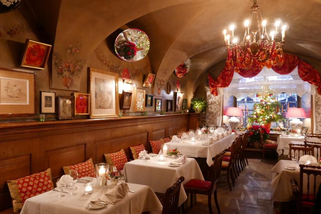 U Fukiera: U Fukiera, Restaurant Varsovie - Retour Chez Fukier