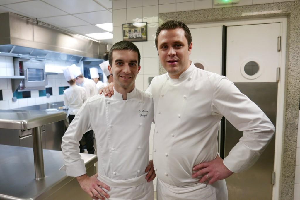 Guillaume Bousquet et Adrien Trouilloud © GP