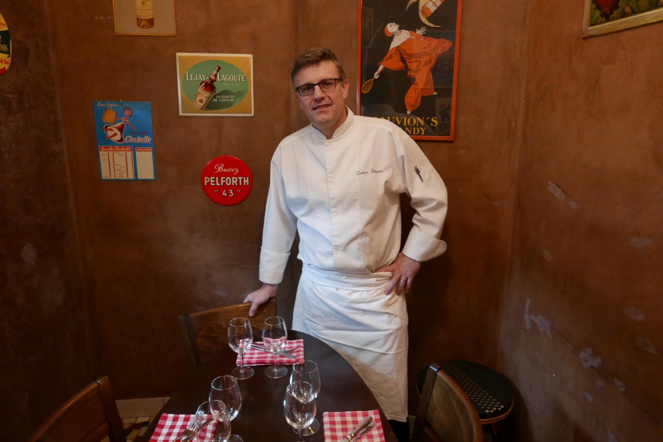 Boeuf maillot ravigote et mayo le blog de gilles pudlowski les pieds dans le plat - Chez georges porte maillot ...