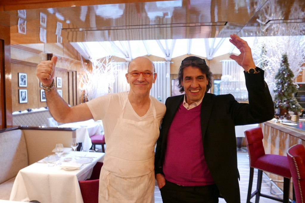 Alberico Penati et Pier Silli © GP
