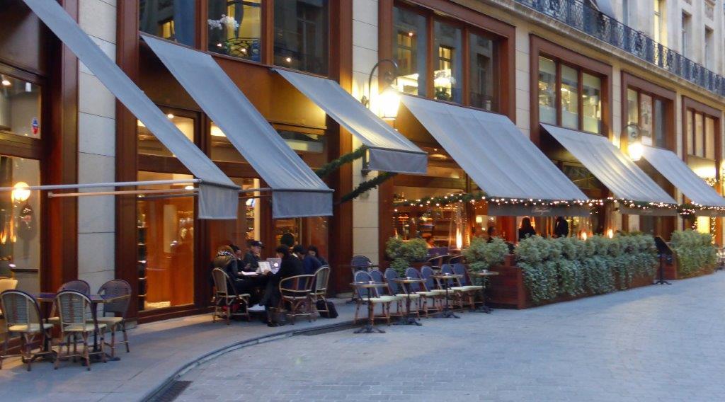 Restaurant Grenoble Brasserie Rue De Metz