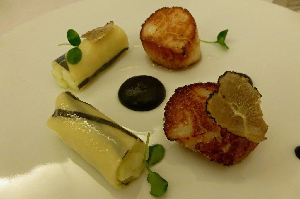 Sur mesure par thierry marx restaurant paris 1er marx ciseleur de saveurs restaurants - Restaurant thierry marx cuisine moleculaire ...