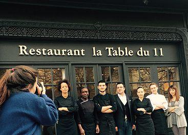 La Table du 11 © DR