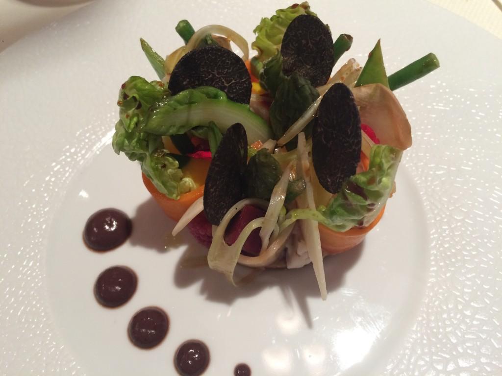 Tarte de légumes © GP