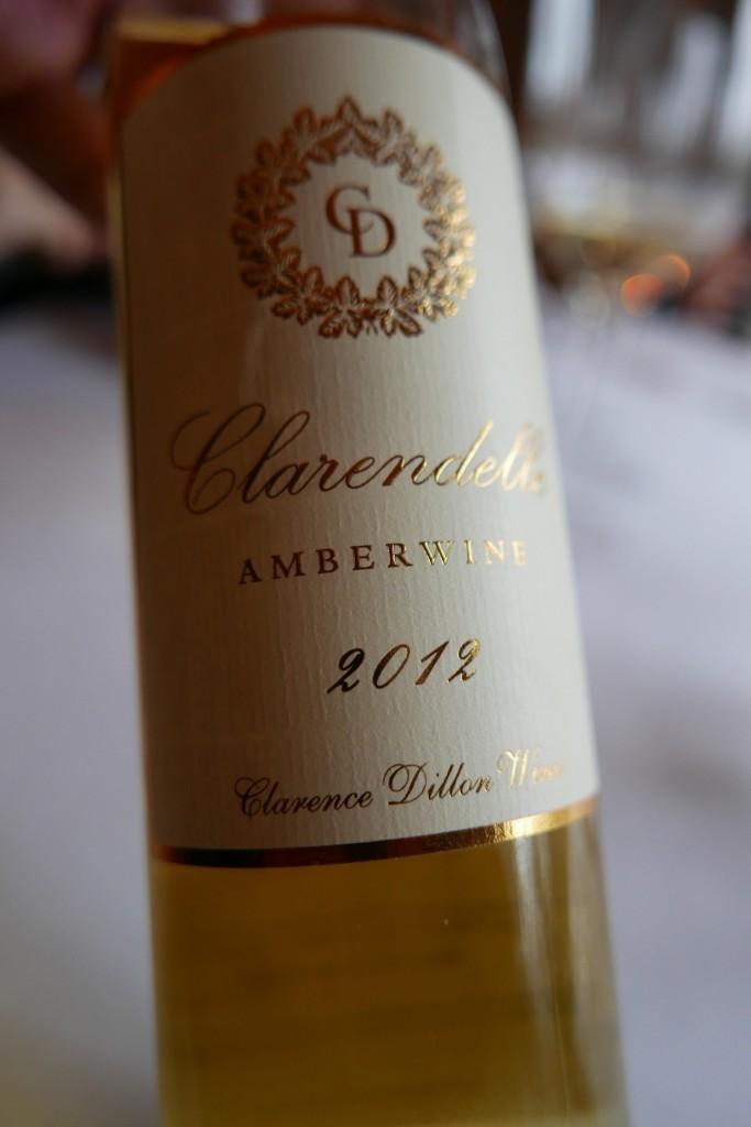 Clarendelle Amber Wine © GP