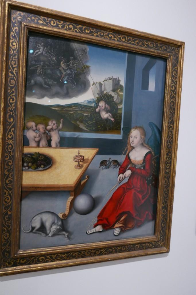 La mélancolie de Lucas Cranach © GP