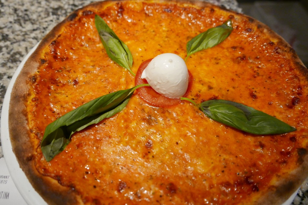 Pizza Sorrentina © GP