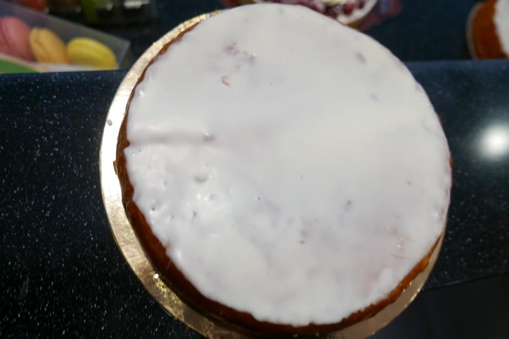Gâteau Nantais © GP