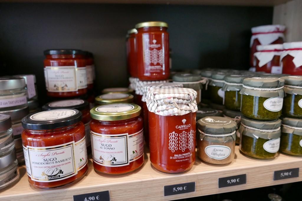Jolies sauces tomate © GP