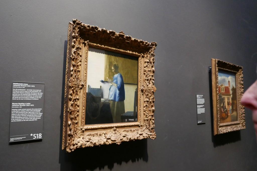 Le temps d'un Vermeer © GP