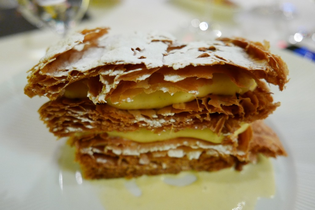 Mille-feuille ©GP