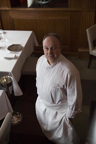 Alain Solivérès © Maurice Rougemont