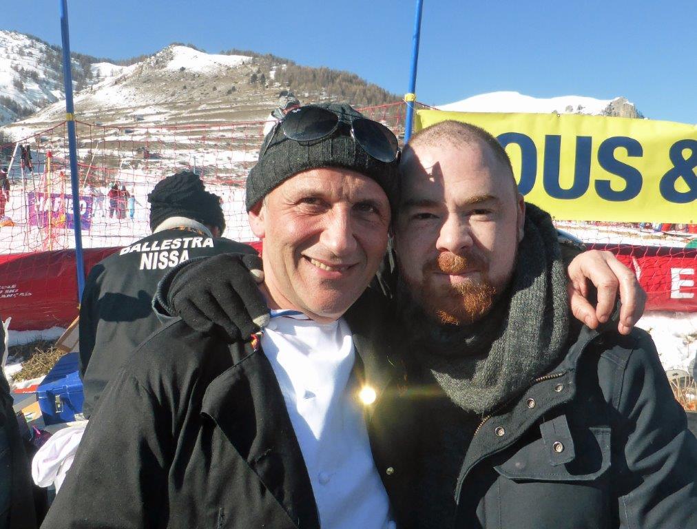 Philippe Joannes et Arnaud Tabarec ©AA