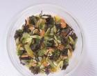 Velouté végétal et caviar osciètre © Maurice Rougemont