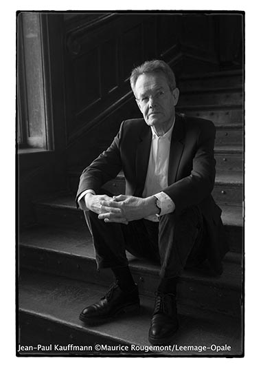 Jean-Paul Kauffmann © Maurice Rougemont