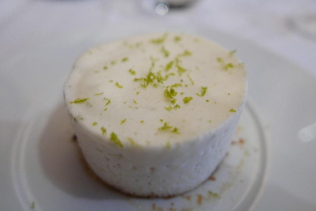 Cheese-cake au citron © GP