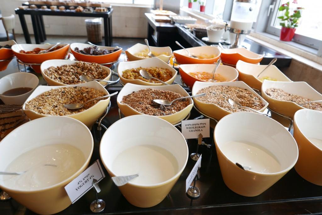 Le buffet © GP