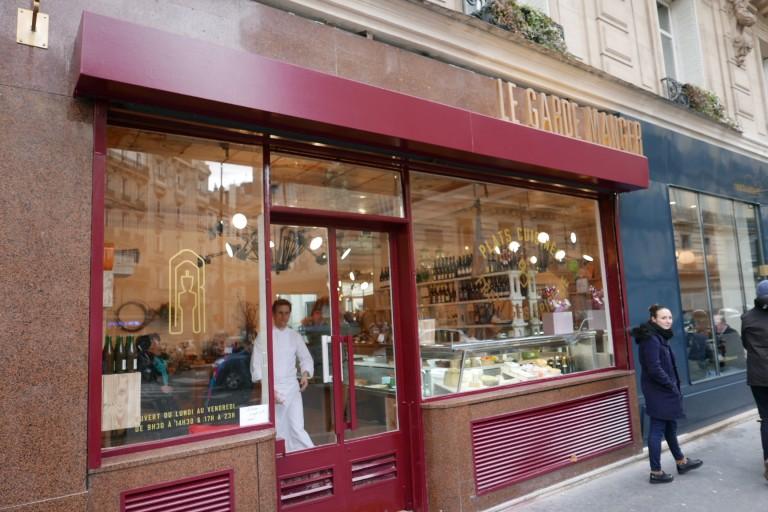 Cafe Le Papillon Restaurant Paris