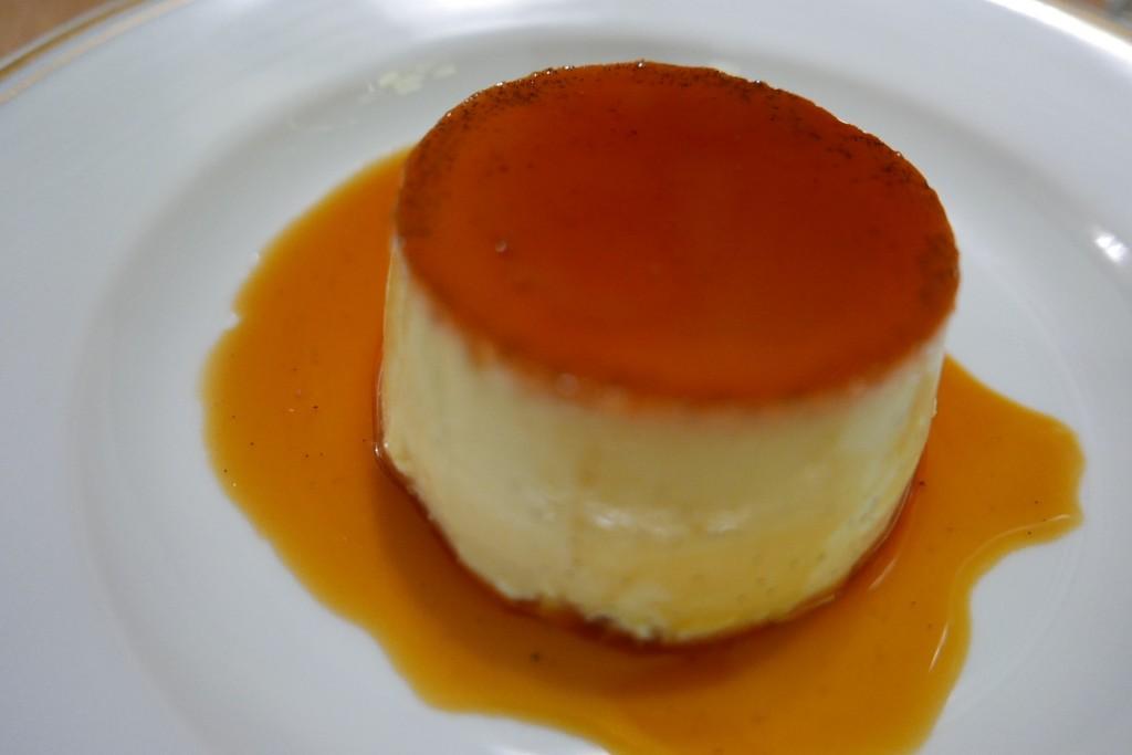 Crème caramel © GP