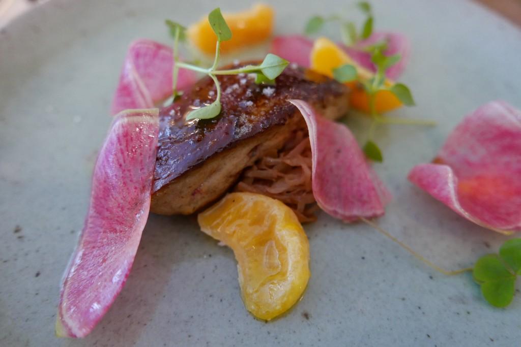 Foie gras, read meat © GP