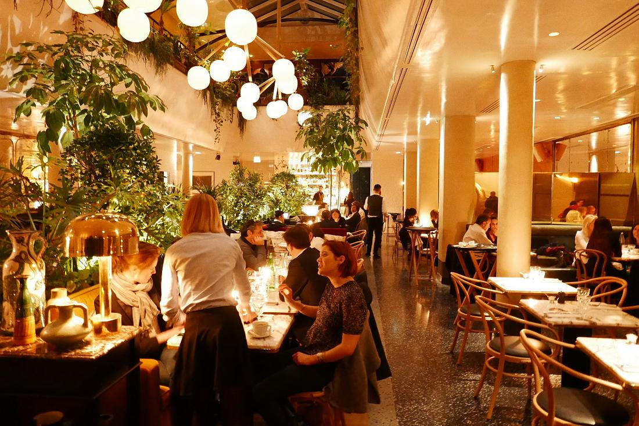 Restaurant Lille Alcazar