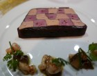 Foie gras et magret marbré © GP