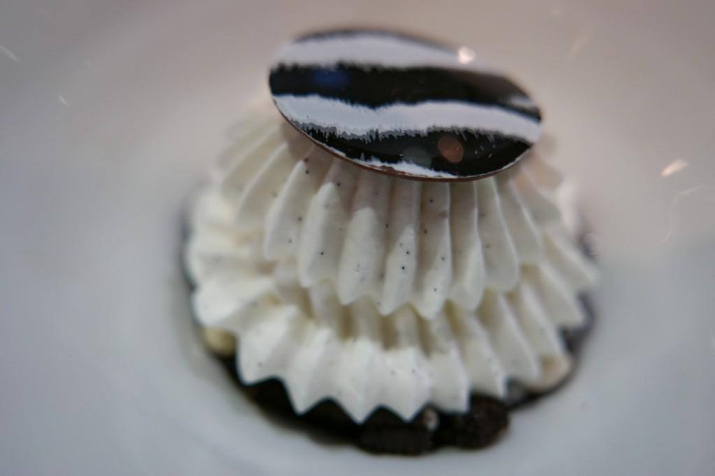 Chocolat glace, glace vanille Tahiti © GP