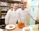 Francis Fauvel et Arnaud Nicolas et la Couronne Lyonnaise ©GP