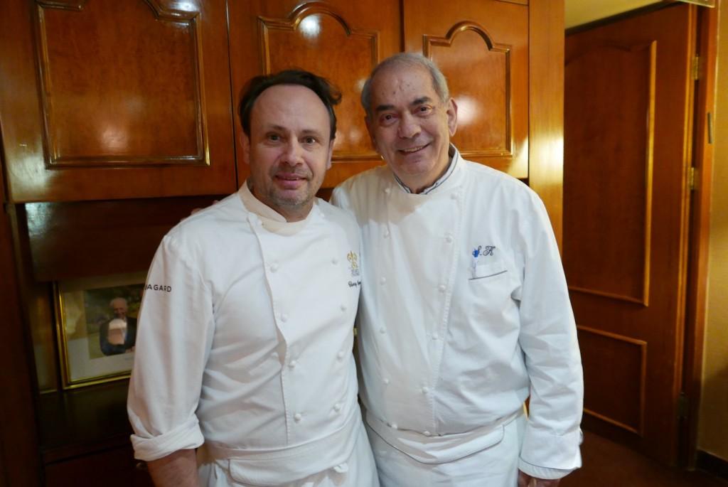 Thierry Drapeau et Shalom Kadosh ©