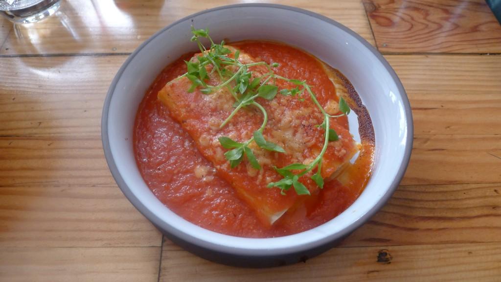 Cannelloni ricotta basilic ©JPE