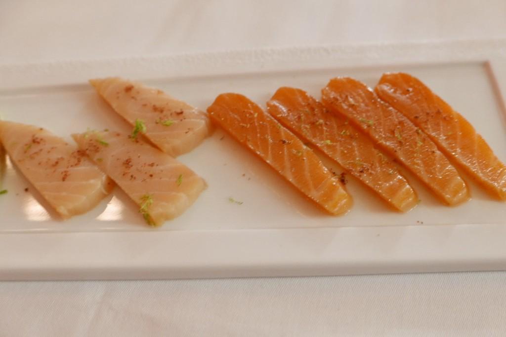 Duo de saumons © GP
