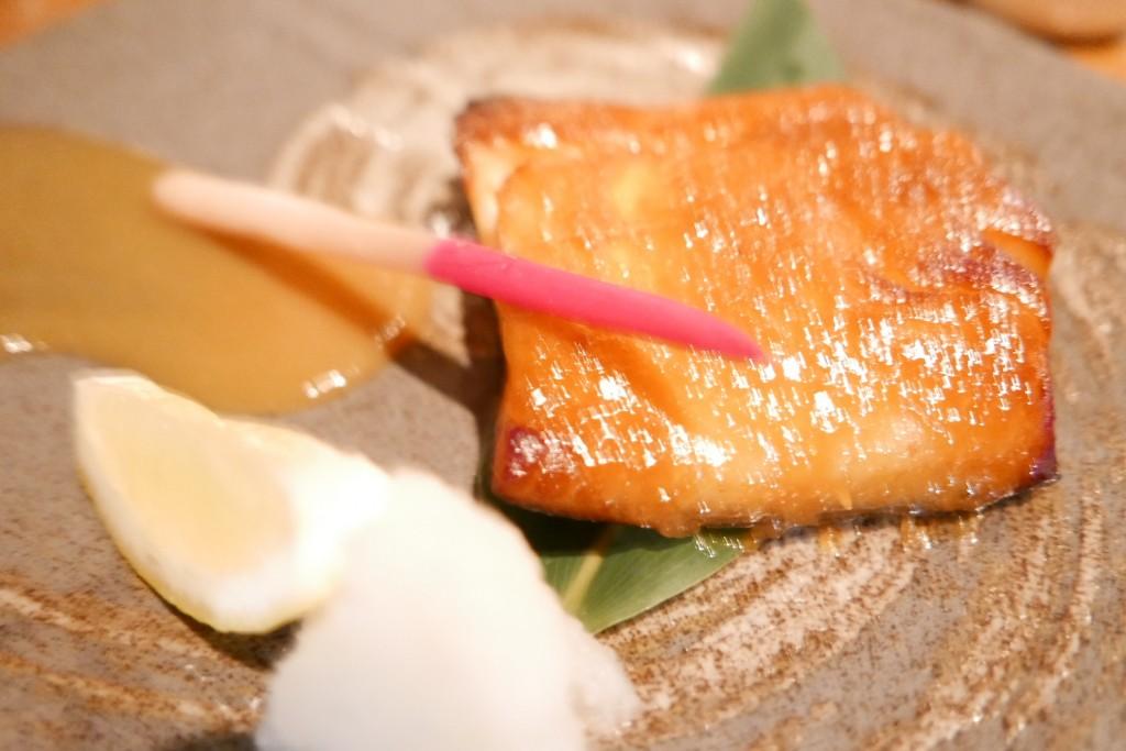 Black cod sauce miso © GP