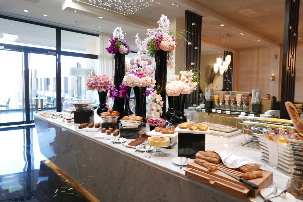 Buffet de petit déjeuner © GP