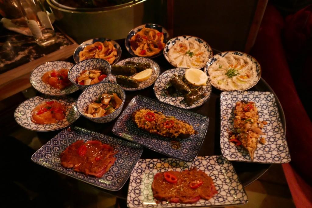 Salades ottomanes © GP