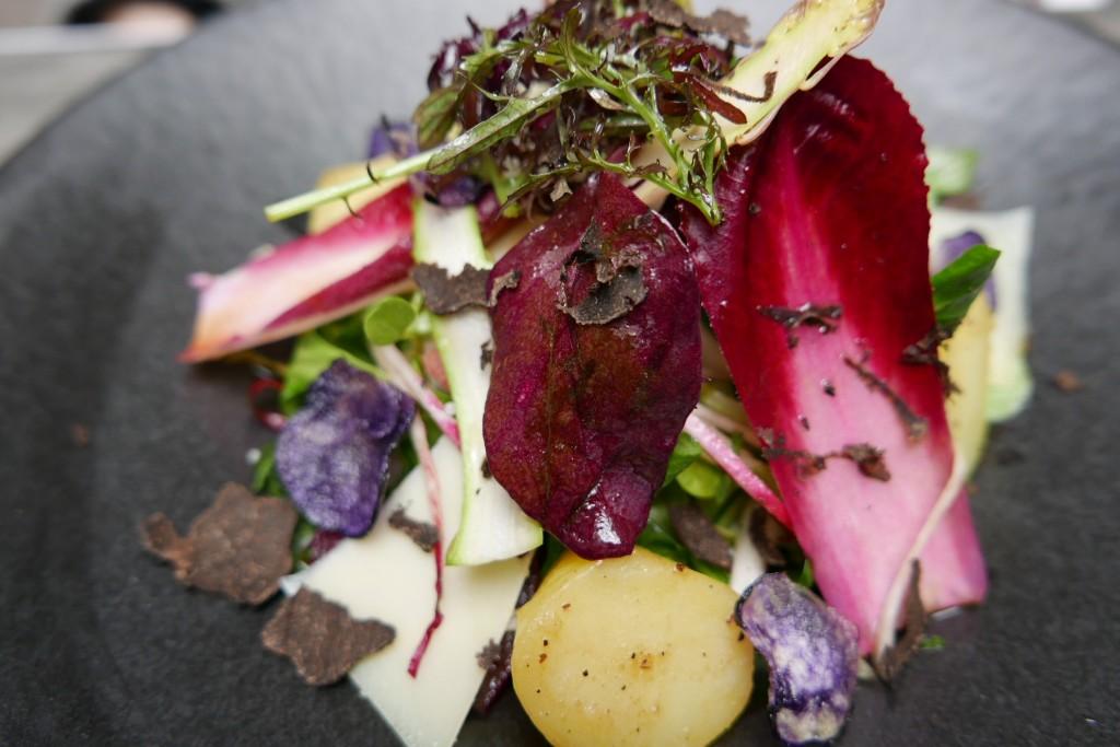 Salade d'endives au beaufort ©GP