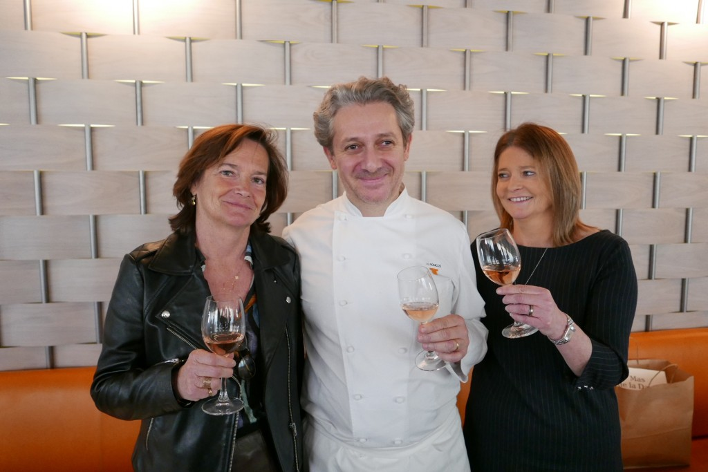 Caroline Missoffe, Jean-Louis Nomicos, Anne Poniatowski  © GP