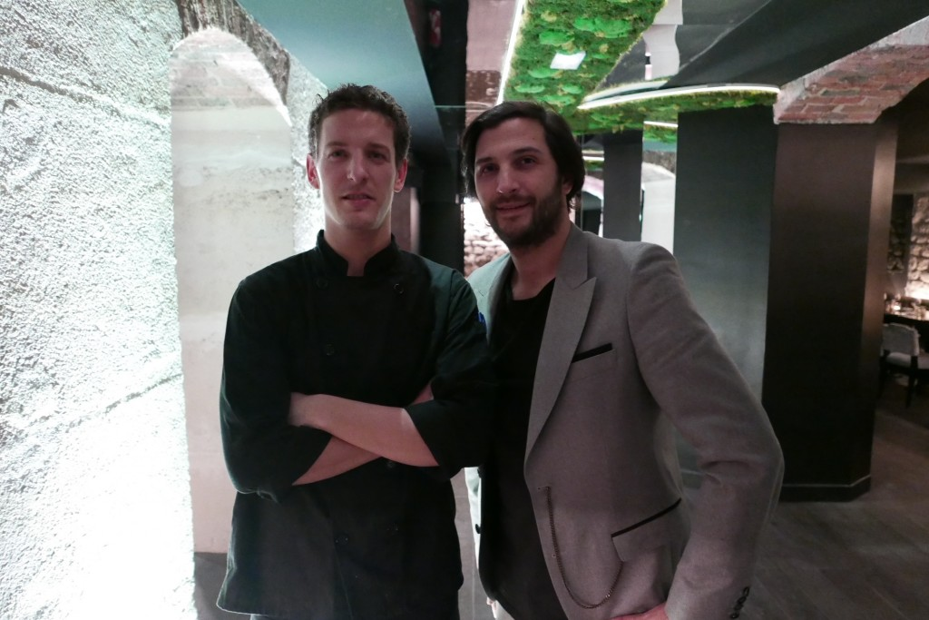 Daniel et Jonathan © GP