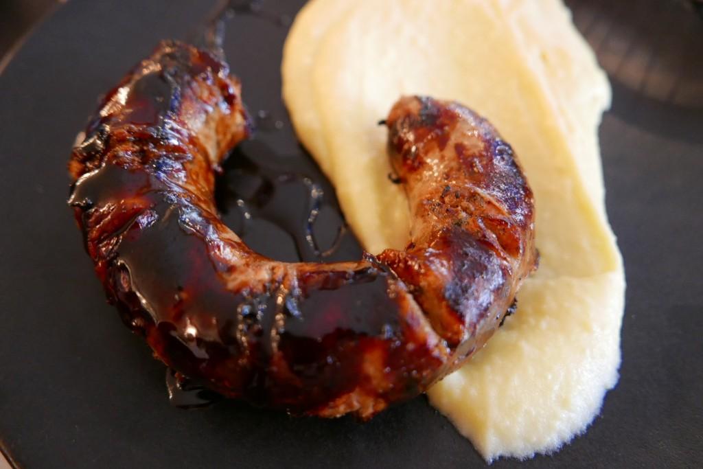 Saucisse de Chavassieux © GP