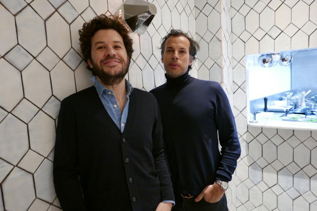 Adrien Gloaguen et David Lanher © GP