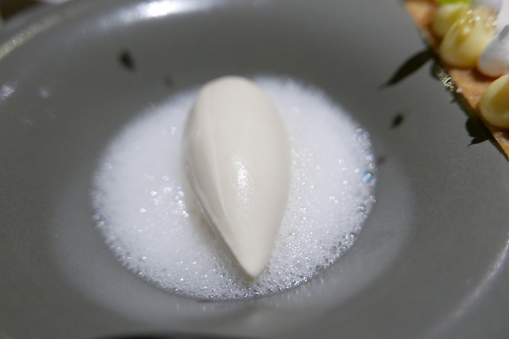 Glace au thé Earl Grey © GP