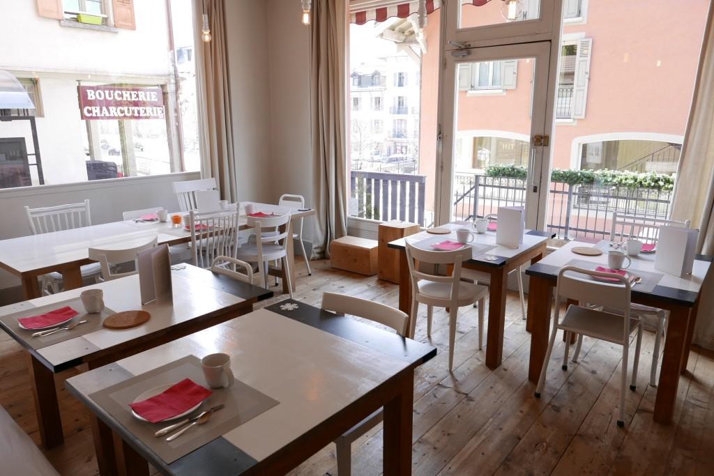 Salle des petits déjeuners ©GP