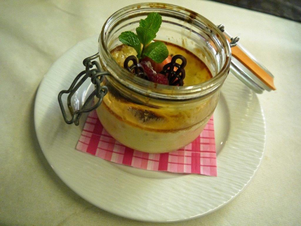 Crème caramel © AA