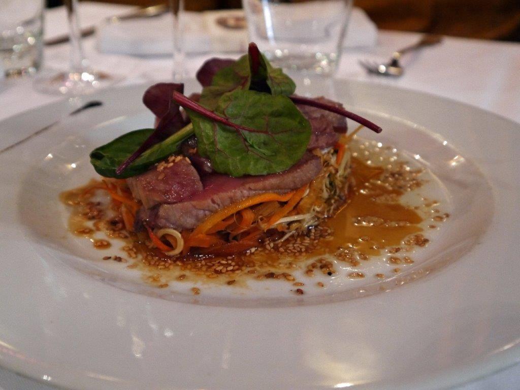 Mi-cuit de thon rouge ©AA