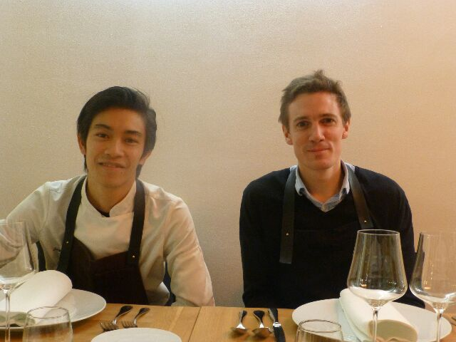 Sugio Yamaguchi et Alexandre Philipppe © DC