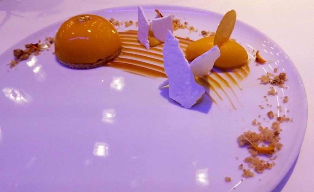 Dome mango-caramel ©AA