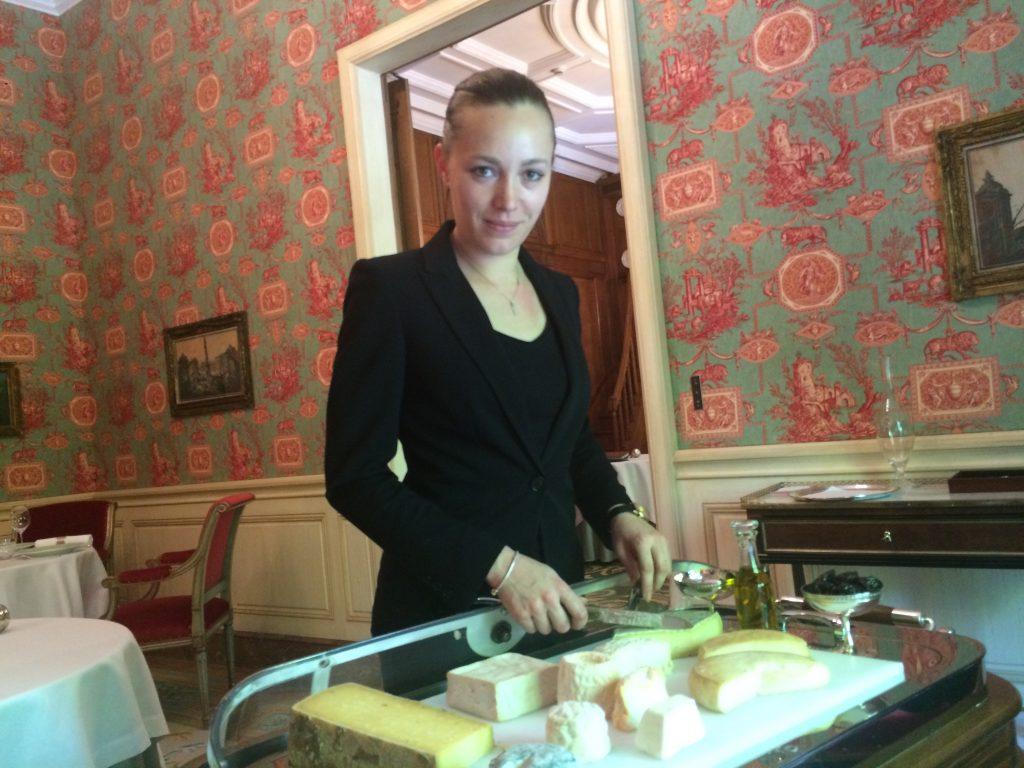 Service du fromage © GP