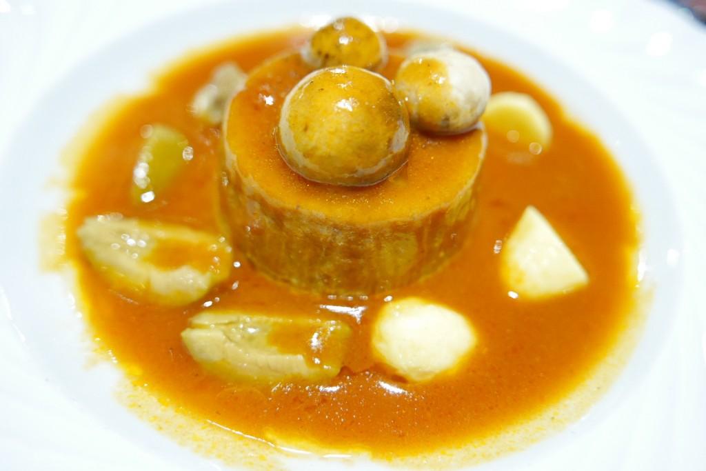 Gâteau de foies blonds © GP
