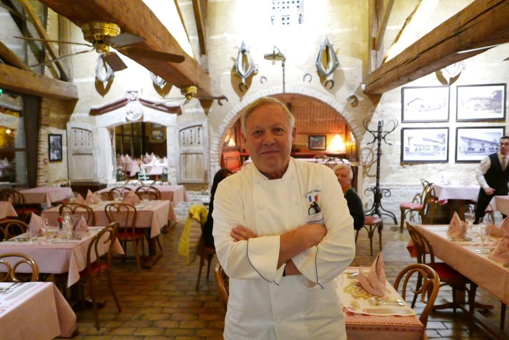 Le Siecle Dernier Restaurant Nice