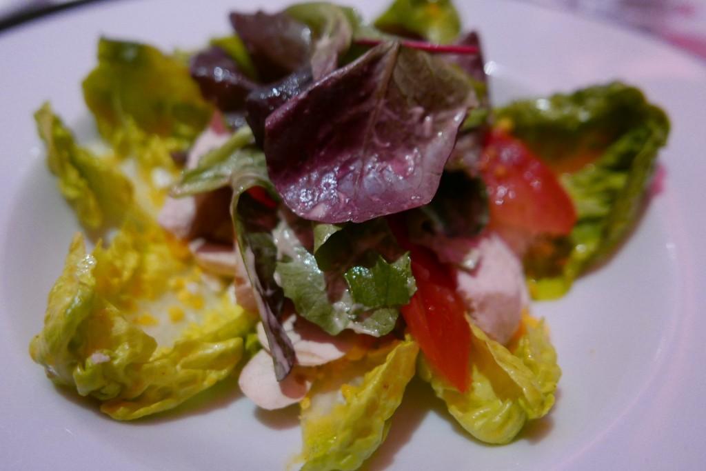 Salade d'Epeyssoles ©GP