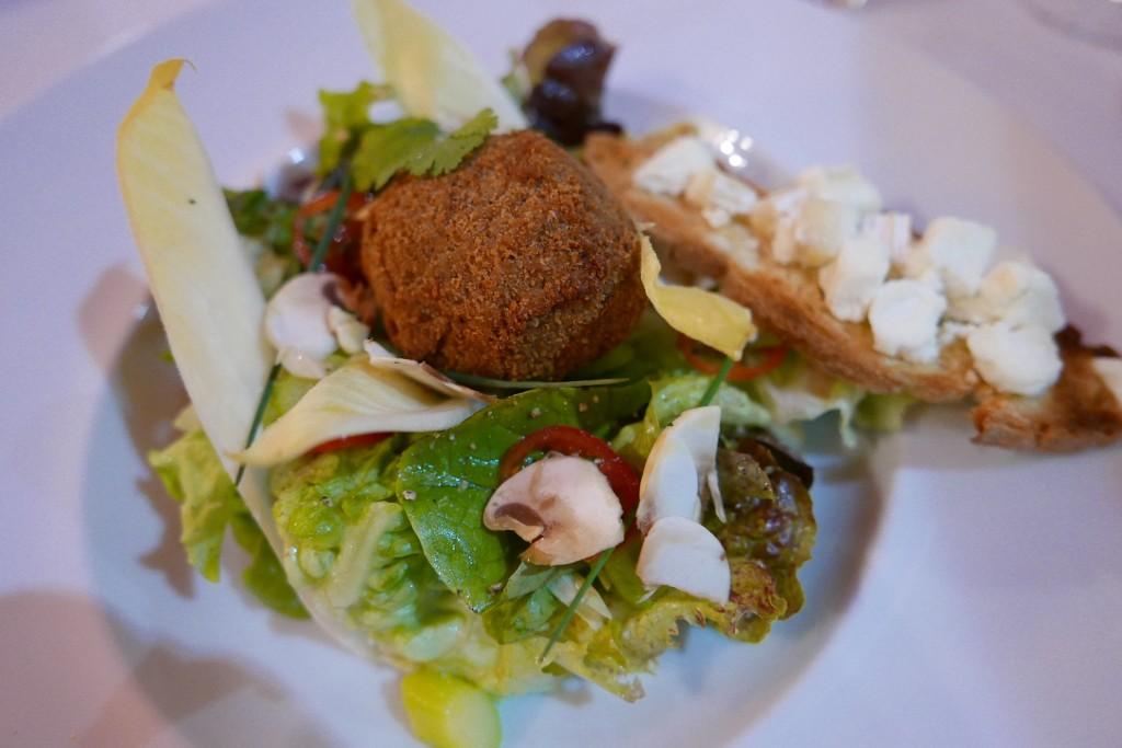 Salade du quai © GP